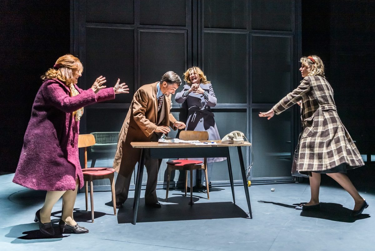"""""""L'onore perduto di Katharina Blum"""" in scena al Teatro Mercadante"""