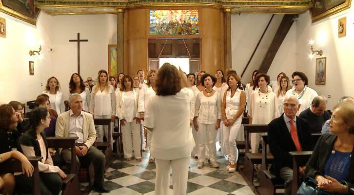 """Il coro Eyael-città di Pozzuoli in """"E' tempo di gospel"""""""