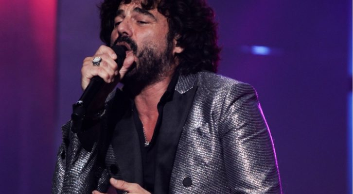 Francesco Renga: «Il live è il momento più bello del mio lavoro»