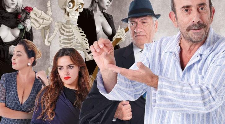 """Teatro Bolivar: divertimento e trasgressione con """"I morti fanno paura?"""" di Salieri"""