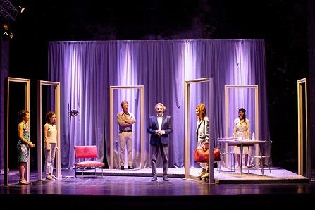 Il Tempo è veleno di Laudadio al Teatro Nuovo di Napoli