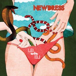 """Newdress: la band elettro-wave presenta """"Lei contro Lei"""" (leicontrolei covernewdress 300x300)"""