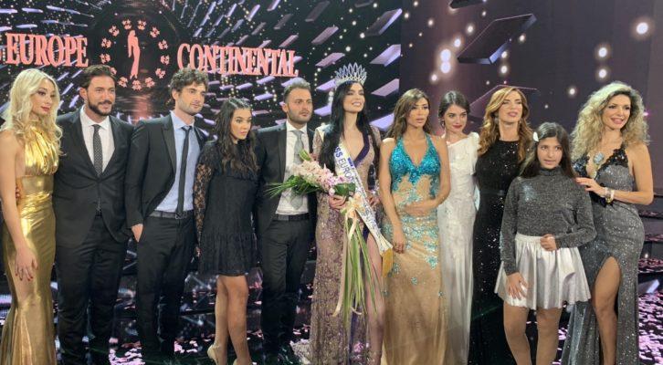 Grande successo per la settima edizione di Miss Europe Continental 2019