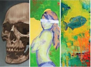 """Alla Galleria Reggio Arte ReArt in mostra """"Chronos"""""""