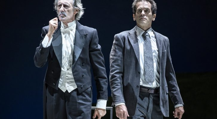 Al Teatro Mercadante, La Panne di Friedrich Durenmatt