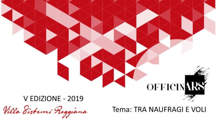 """L'Associazione Villa Sistemi Reggiana presenta """"OfficinARS – Tra Naufragi e Voli"""""""