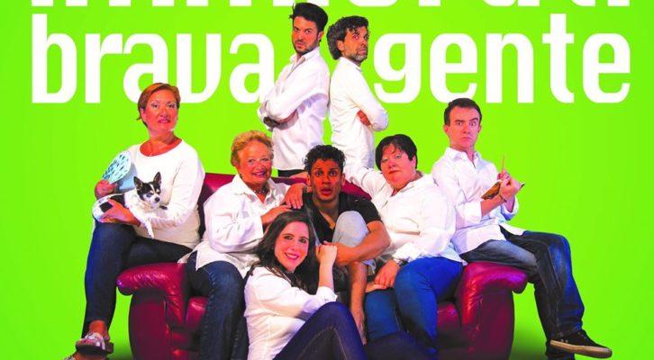 """Immigrati brava gente, il secondo appuntamento della Rassegna """"Gli Amici del Teatro Bolivar"""""""