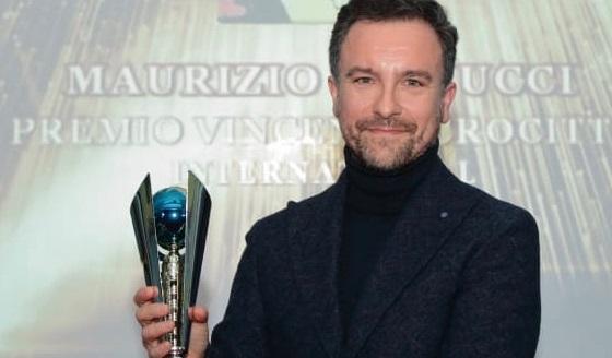 Maurizio Bianucci tra i premiati al Premio Vincenzo Crocitti
