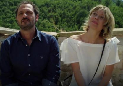 """""""Nati 2 volte"""" un film di Pierluigi Di Lallo con Fabio Troiano ed Euridice Axen"""