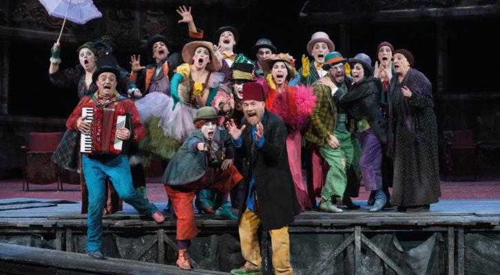 """""""I giganti della montagna"""": l'opera di Pirandello in scena al Teatro Stabile"""
