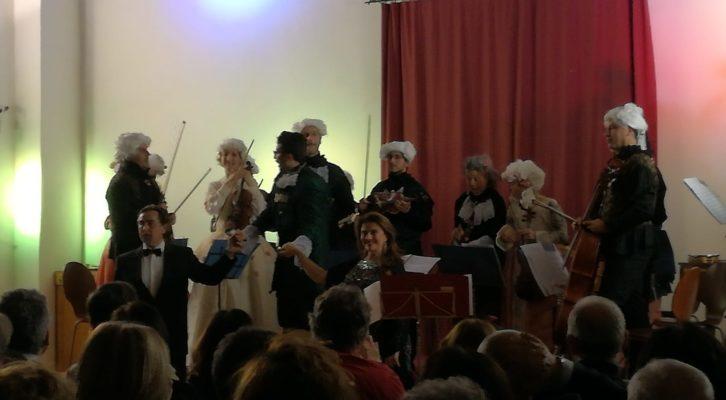 Successo di pubblico per la terza edizione del Concerto di Capodanno diretto dal Maestro Marco Traverso