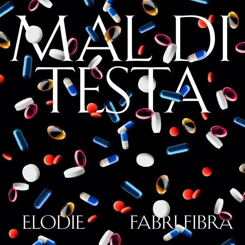 """Elodie, in attesa di Sanremo 2020 esce oggi """"Mal di testa"""" feat. Fabri Fibra"""