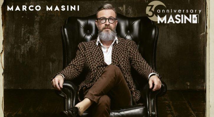 Marco Masini festeggia a Sanremo i 30 anni di carriera