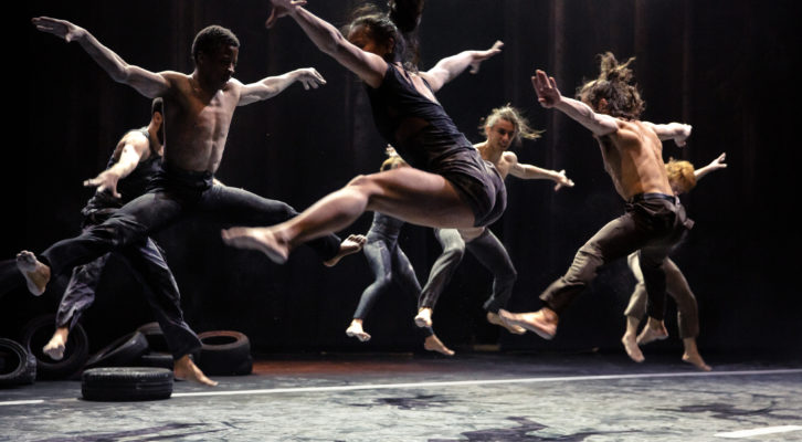 TRACES: Wim Vandekeybus e Ultima Vez al Teatro Bellini