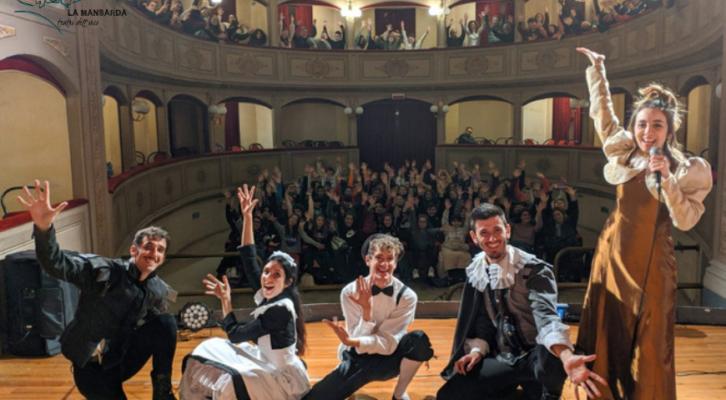 La dama duende da Calderón de La Barca al teatro dei Piccoli