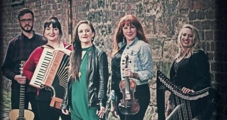 Vo' on the Folks: unica data italiana per la band irlandese The Outside Track