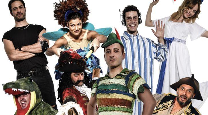 """Debutta in Prima Nazionale al Teatro Lyrick """"Che Disastro di Peter Pan"""""""