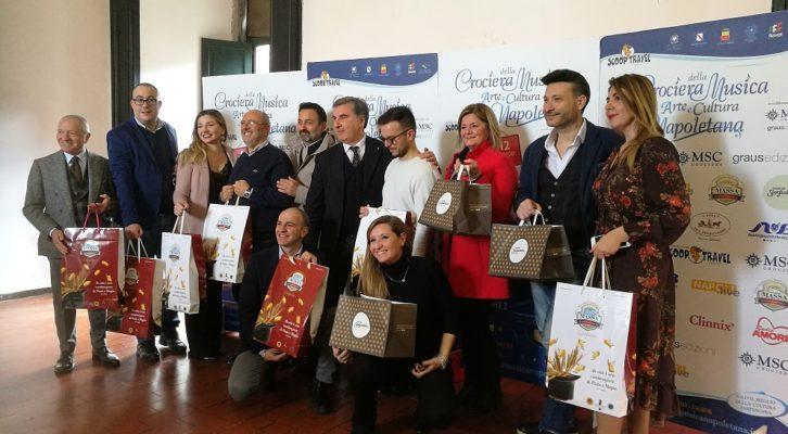 Presentata la tredicesima Crociera della Musica Napoletana