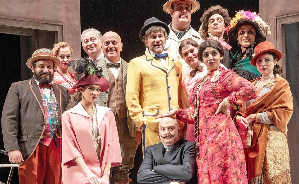 """Gianfranco Gallo torna al Teatro Augusteo di Napoli con la  commedia """"Lo zio del medico dei pazzi"""""""