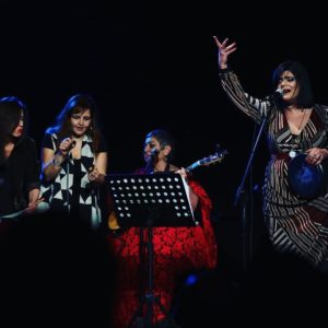 Elodie: «Nei miei live sarò accompagnata da una band tutta al femminile»