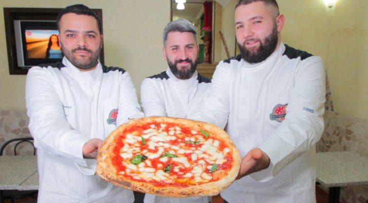 L'arte della pizza di Antonio e Sebastiano Salvo