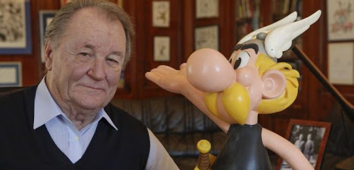 Addio a Albert Uderzo 'padre' di Asterix