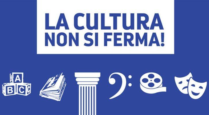 """#Coronavirus – """"La cultura non si ferma"""" anche a Firenze"""