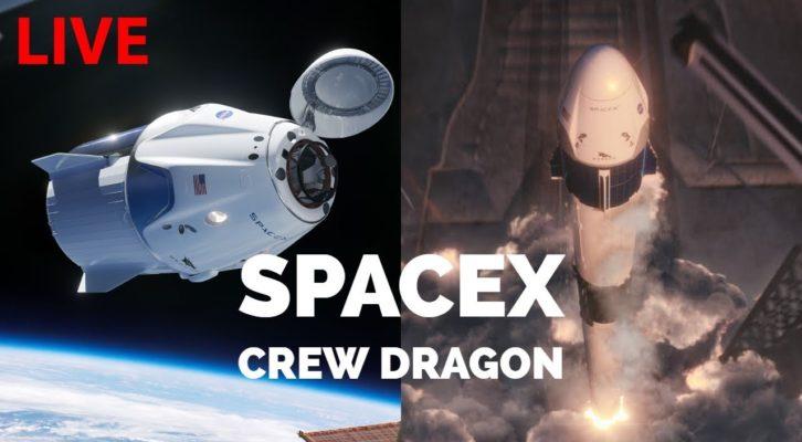 Il coronavirus non ferma Crew Dragon