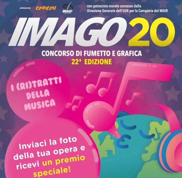 Comicon 2020: parte online il concorso Imago