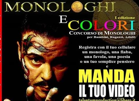 Grande successo per il contest lanciato dall'Accademia Vesuviana del Teatro e Cinema e la Talentum Production
