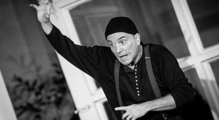 Antonello Cossia una carriera tra danza, musica, teatro e cinema