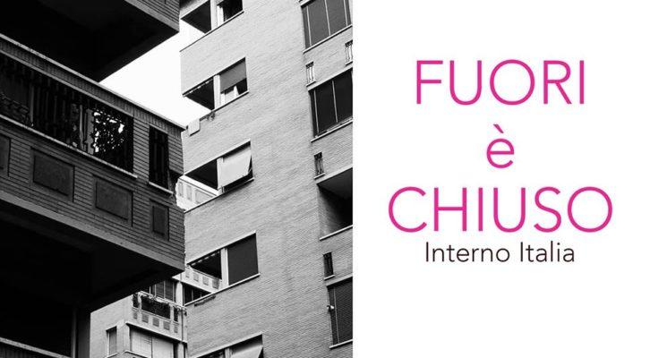 Fuori è chiuso, un progetto di cinema collettivo di Manuela Cannone e Emanuela Moroni