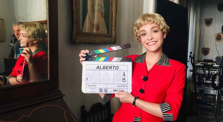 """Martina Galletta: """"È stato un onore interpretare Giulietta Masina"""""""