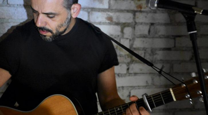 """Roberto Sarno, il cantautore torna con l'album """"Prova Zero"""""""