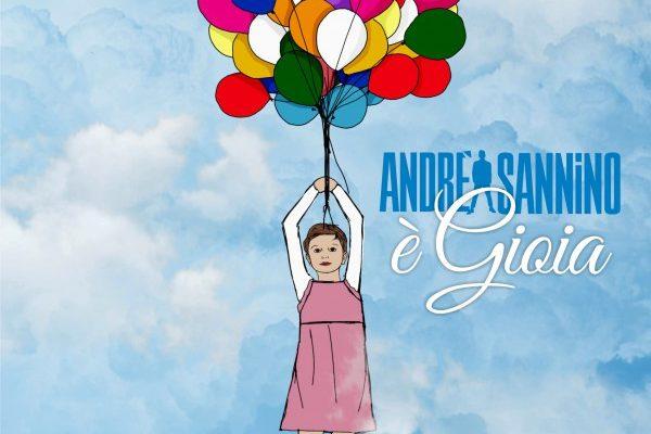 """Andrea Sannino torna con il nuovo singolo """"È Gioia"""""""
