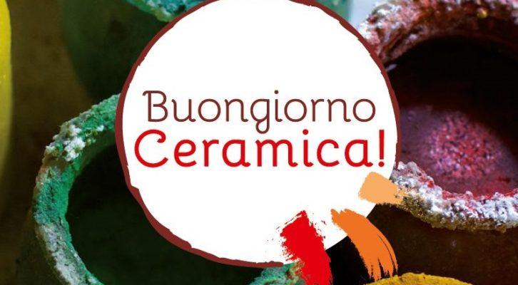 """""""Buongiorno ceramica!"""" è online"""