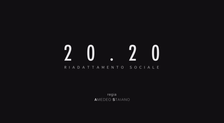 """""""20.20 Riadattamento sociale"""" documentario che celebra la solidarietà ai tempi del Covid-19"""