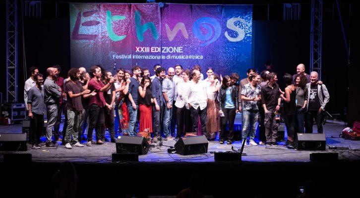 Ethnos GenerAzioni: a San Giorgio a Cremano le serate finali del contest