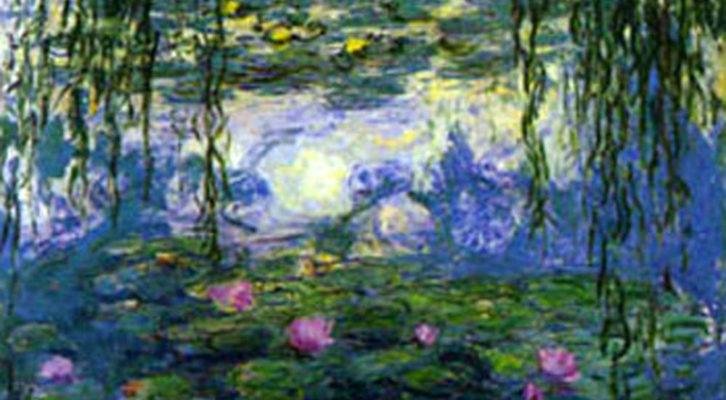 Da soli per 5 minuti con 'Ninfee' di Monet