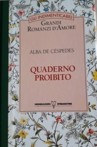 Quaderno Proibito di Alba de Cèspedes, la nostra recensione (quaderno proibito 198x300)