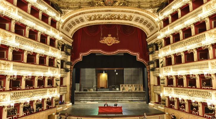 Tosca, Aida e Beethoven a luglio per il San Carlo