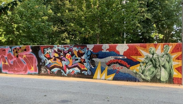 Un itinerario di street art a Torino