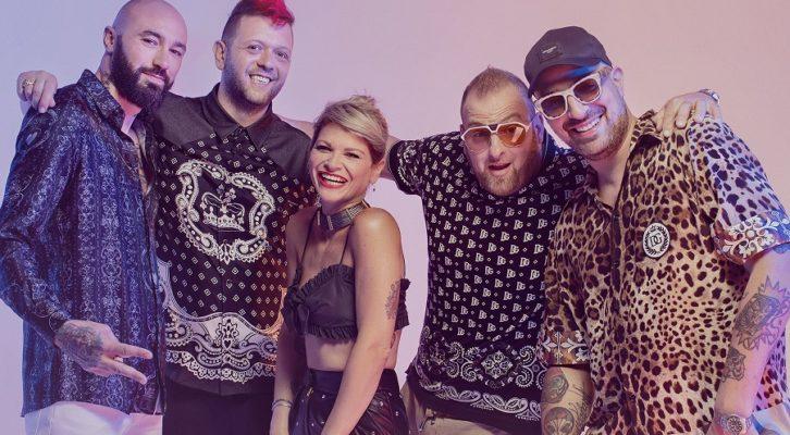 """""""Karaoke"""" dei Boomdabash con Alessandra Amoroso è il singolo più venduto ed ascoltato della settimana"""