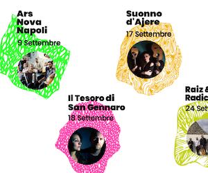 """Torna il Festival """"Settembre al Borgo"""" diretto da Enzo Avitabile"""
