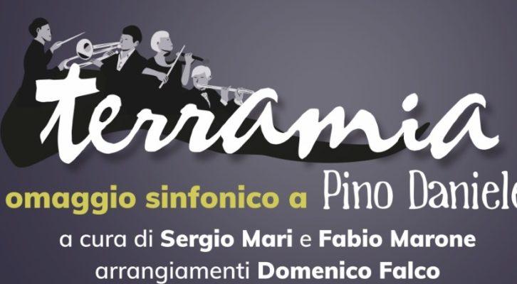 """""""Terra Mia"""", l'omaggio sinfonico a Pino Daniele"""