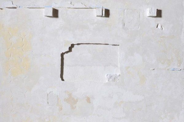 """Al Museo del Novecento di Milano in mostra """"Franco Guerzoni. L'immagine sottratta"""""""