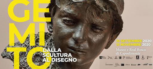 """Al Museo di Capodimonte, la mostra dedicata a Vincenzo Gemito dal titolo """"Dalla scultura al disegno"""""""
