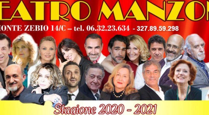 """""""Teatro Manzoni…il piacere di andare a teatro"""", lo slogan della nuova stagione"""