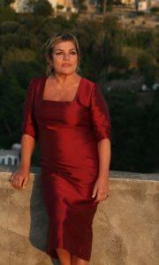 Cristina Donadio: «Mi piacerebbe interpretare Filomena Marturano diretta da Guadagnino» (cristina donadio3 180x300)