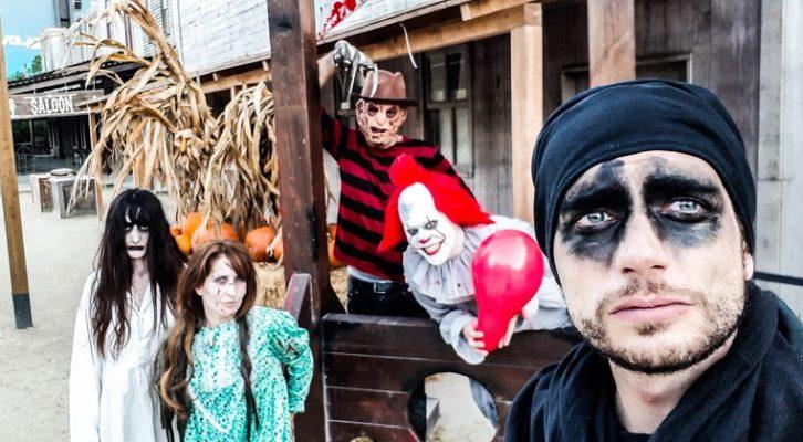 Tutti a Cinecittà World per festeggiare Halloween